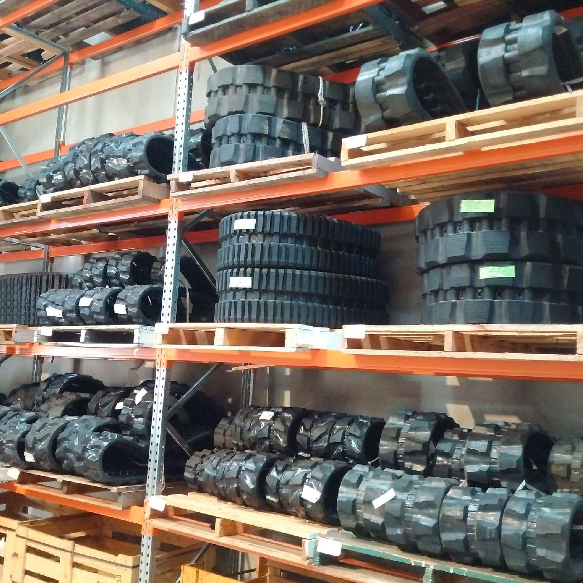 Rubber Tracks for sale