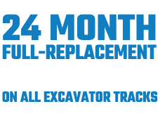 24 Month Full-Replacement Warranty