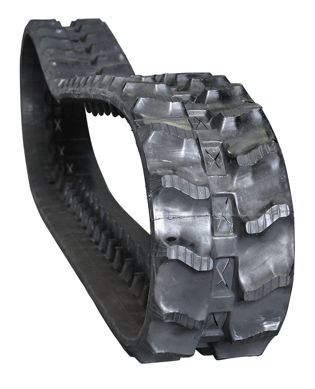 DEKK Rubber Tracks to fit KOMATSU PC08 Crawler Carrier