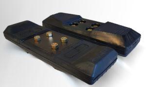 DEKK Chain On Rubber Pads