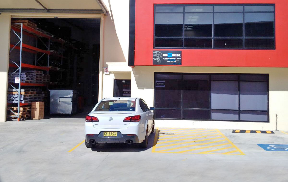 DEKK Sydney NSW Branch