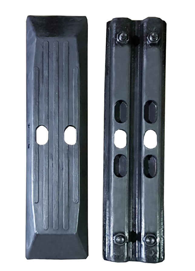 Bolt-On Rubber Pads