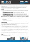 Rubber Tracks & Pads Warranty