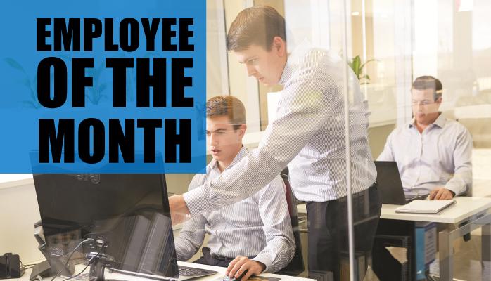 Employee of the Month - DEKK