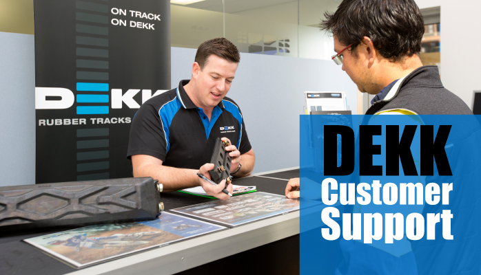 DEKK Customer Support