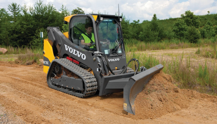 Rubber Tracks Skid Steer