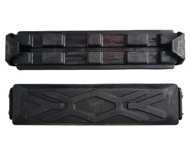 DEKK Clip-on rubber pads