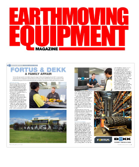 Earthmoving Equipment Magazine