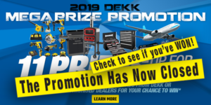 Track and pad prizes